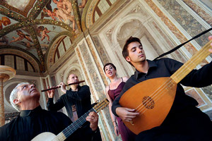 New Year's Baroque Concert
