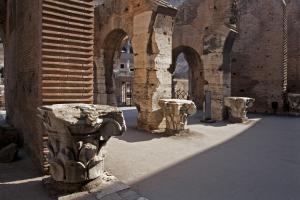 Colosseum, Roman Forum and Palatine Hill