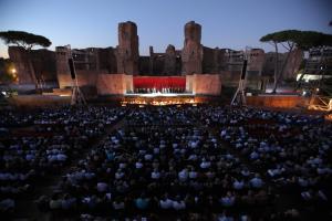 Tosca, Baths of Caracalla